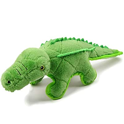 Iokheira Dog Plush Toy, Soft Interactive Squeak Dog Toy Durable Chew Toys for Puppy Small Medium Large Dogs.
