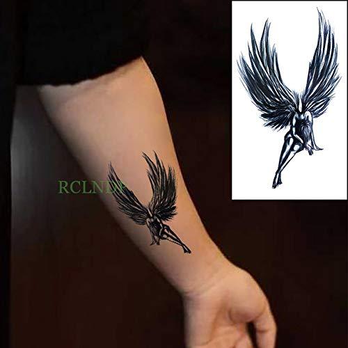 adgkitb 5piezas Impermeable Tatuaje Temporal Pegatina Serpiente ...