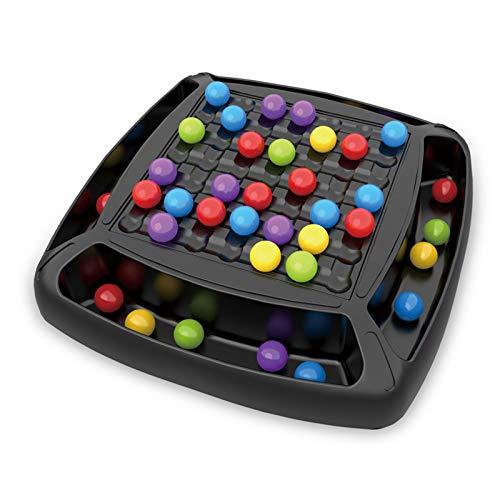Clenp Elimination Brettspiel, Rainbow Ball Elimination Brettspiel Logisches Denken Pädagogisches Interaktives Matching Spielspielzeug Für Kindereltern