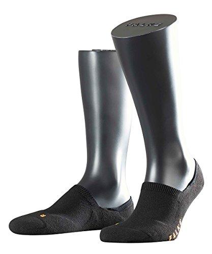 FALKE 3 Paar Socken 16601 Cool Kick IN Sneaker Sportlicher Invisible, Farbe:Black, Socken und Strümpfe:42-43