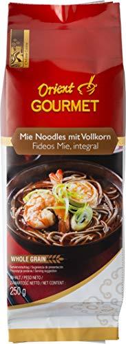 Orient Gourmet Fideos Integrales Estilo Oriental, 250 g, 1 unidad