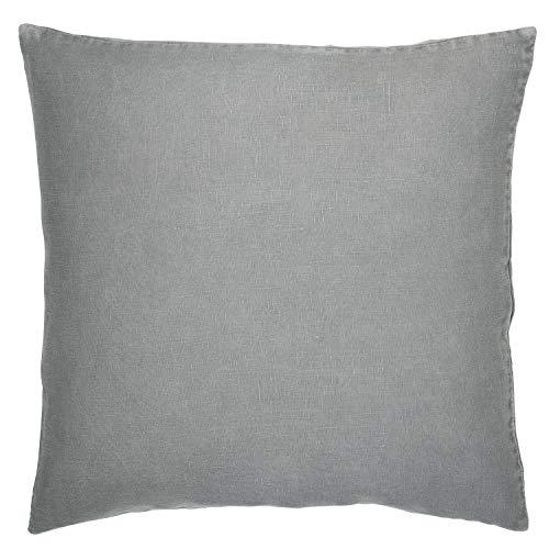 IB Laursen - Kissenbezug - Kissenhülle - Kissen - Smoke/grau - Leinen - 50 x 50 cm