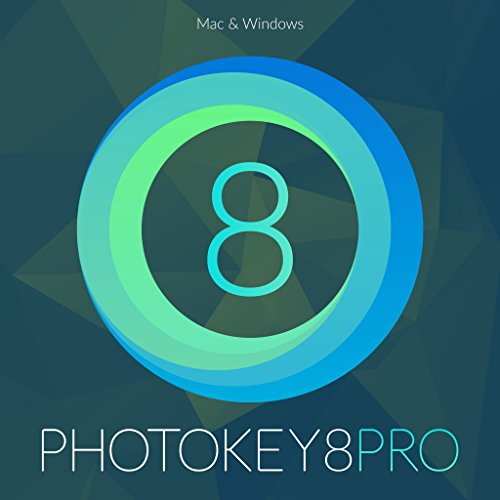 PhotoKey 8 Pro | Green screen photography | PC/Mac | DVD