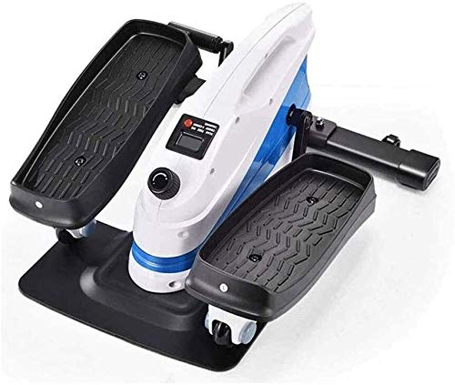 Buy Bargain Desk Elliptical Stepper Portable Mini Step Machine Mute Multi-Function with Led Display ...