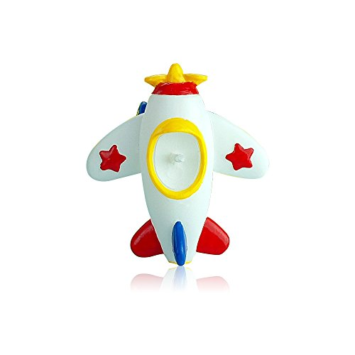 Charminggifts Birthday Party Candles Aircraft Airplane Candle