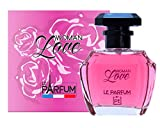LE PARFUM DE FRANCE Woman Love Eau de Toilette Femme 100 ml