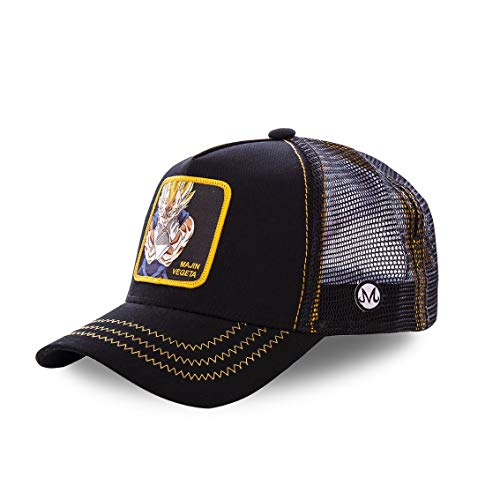 Capslab Majin Vegeta Trucker Cap Dragon Ball Z
