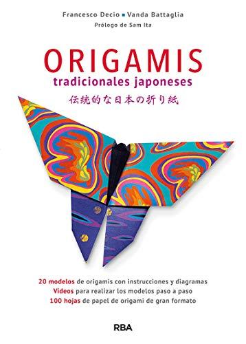 Origamis tradicionales japoneses (PRÁCTICA)