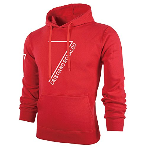 WEII Juventus Club Star C Ronaldo sweatshirt lente en herfst pullover fleece hoodie Ronaldo Fans Pullover
