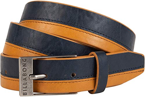 BILLABONG Damen Dimension Belt Gürtel, Tabak-Braun, X-Large