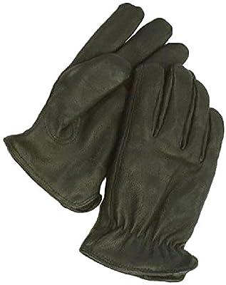 Napa Deerskin Waterproof Gloves with Thinsulate Lining