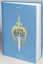 La Légende Dragon Quest de Daniel Andreyev