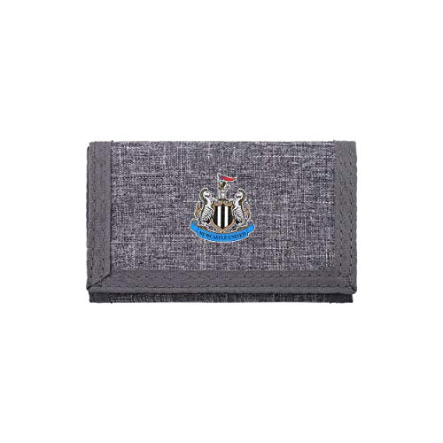 Newcastle United FC Grey Wallet WH