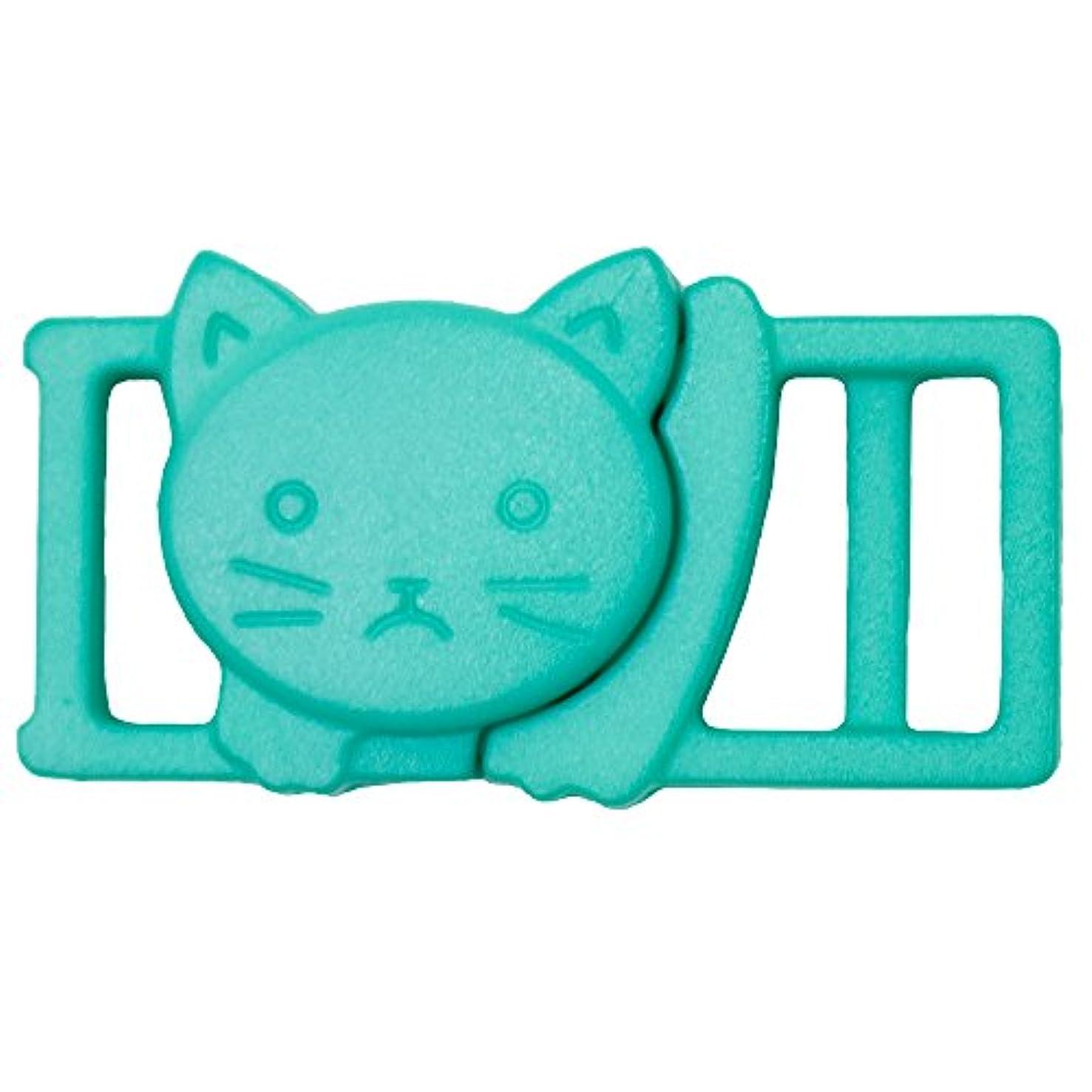 Plastic Breakaway Cat Buckle - 3/8