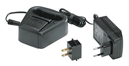 Petzl E65200 2 acculader - lader (nikkelmetaal (NiMH), ACCU DUO, zwart, oplader, huishoudaccu, 110-240 V)