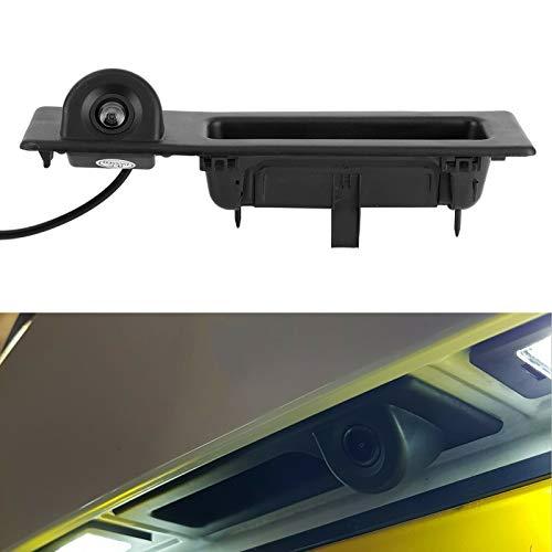 Telecamera di backup per auto Telecamera per retrovisione HD Parcheggio per veicoli Telecamera digitale inversa 170 ° Grandangolo Impermeabile per BM-W Serie 3 F30 Serie 5 F10 F11 X3 F25