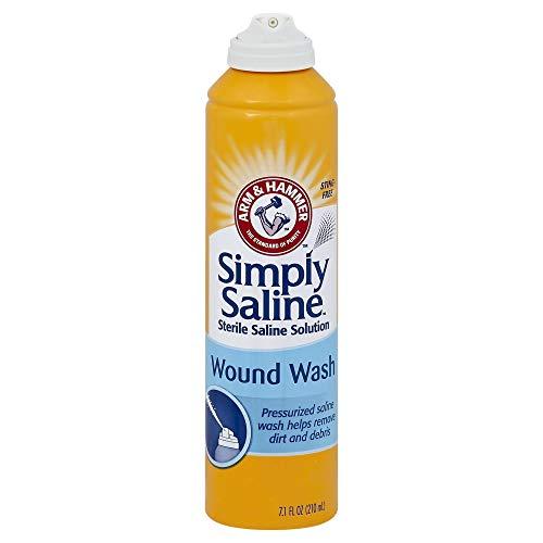 Simply Saline - Wound Wash - 7.1 Oz. Pump Spray can - 1/Each - MCK