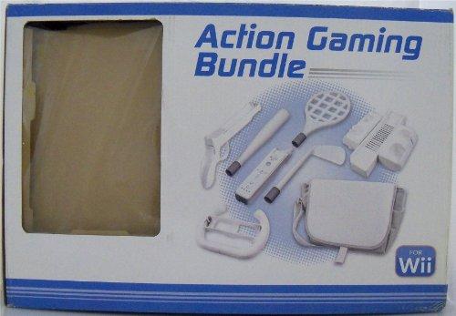 Digital Gadgets Wii 7-in-1 Ultimate Gaming Bundle: Includes Messenger Bag Whe.