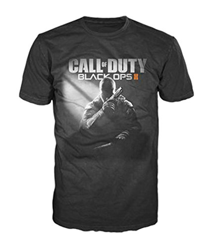 Call of Duty BO2 T-Shirt -L- schwarz, Game Cover