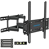 MOUNTUP TV Wall Mounts - Full Motion TV Wall Mount for 26-55...