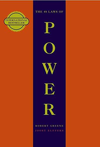 The 48 Laws Of Power: Robert Greene (Inglese)