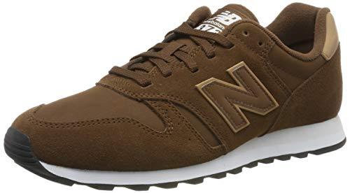 New Balance Herren 373 Sneaker, Braun (Brown), 40 EU (6.5 UK)