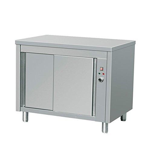 Wärmeschrank, 1000x600x850mm, aus CNS 18/10,