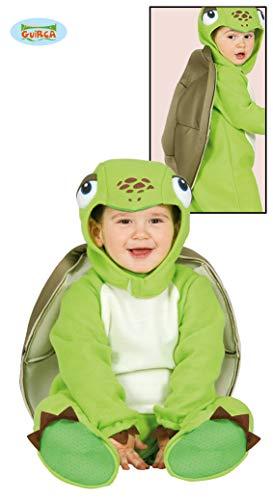 Costume tartaruga baby animali carnevale bambino taglia 1-2 anni
