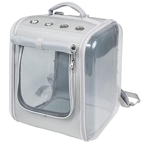Petseek Cat Backpack Carrier Large Pet Backpack Carrier, 17lbs...