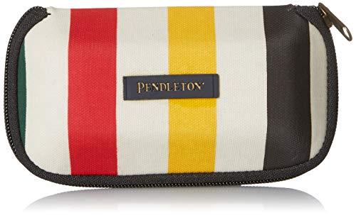 Pendleton Women's Canopy Canvas Glasses Case, glacier stripe, One Size