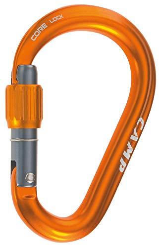 CAMP - Moschettone con Chiusura Magnetica, Unisex, Taglia Unica, Colore: Arancione