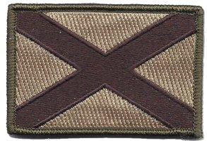 Gadsden and Culpeper Alabama Tactical Flag Patch (Multitan)