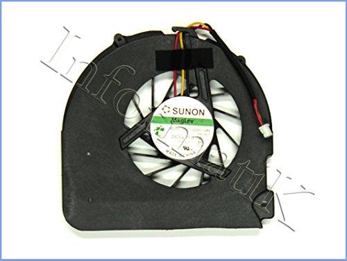 Acer DISSIPATORE CON VENTOLA ASPIRE 5536 5338 5738 5738Z P/N DFS551305MC0T MG55150V1-Q000-G99 60.4BU19.002