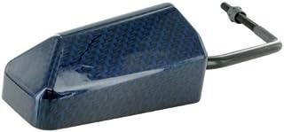 Preisvergleich für Spiegel STR8 F1-Style, universal, carbon-look/blau, M8 Gewinde (inkl. Adapter Linksgewinde) preisvergleich