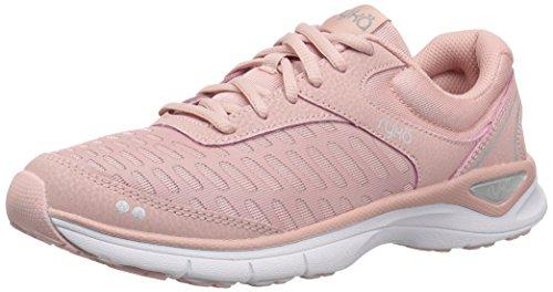Ryka Women's RAE Walking Shoe, Pink, 7 M US