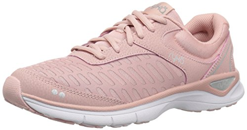 Ryka Women's RAE Walking Shoe, Pink, 6.5 M US