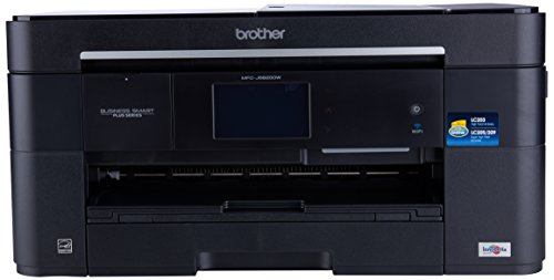 Brother Printer MFCJ5620DW Wireless color Photo Printer with Scanner, 3.7
