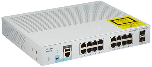 CISCO CATALYST 2960L SMART MANAGED 16 PORT GIGE 2x1G SFP LAN