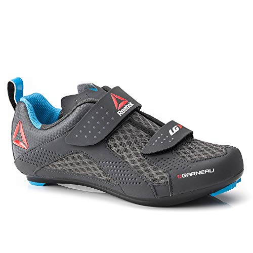 Louis Garneau Women's Actifly Indoor Cycling Shoes, A Collaboration with Reebok, Asphalt, US (7), EU (38)