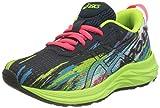 Asics Gel-Noosa Tri 13 GS, Road Running Shoe, French Blue/Hazard Green, 37 EU