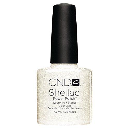 CND Shellac Silver Vip Status, 1er Pack (1 x 7 ml)