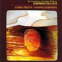 VAUGHAN WILLIAMS: SYMPHONY NO.5 & BASS,TUBA CONCERTO by Tuba Cto, etc. (Japan) Fletcher/Previn/LSO - Vaughan-Williams: Symphony No. 5 (2007-07-28)