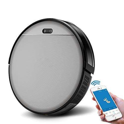 Buy Bargain Lapden Robot Vacuum Cleaner Automatic Sweeping Dust Mopping, Portable Self-Charging Mobi...
