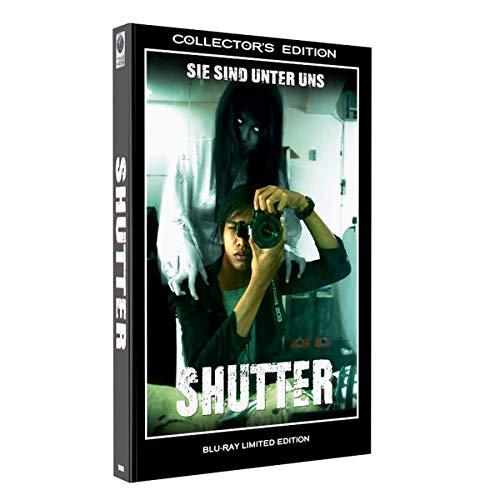 Shutter - Sie sind unter uns - Hardcover - Limited Edition auf 50 Stück [Blu-ray]