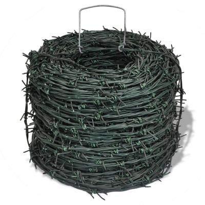 Estink Razor Wire, 100 m/328 ft Razor Wire...