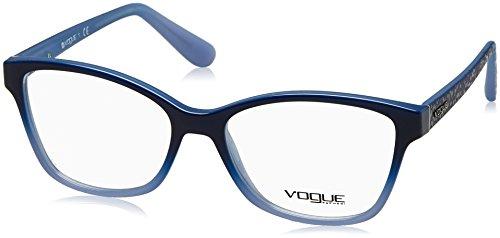Vogue Damen 0Vo2998 Brillengestell, Blau (Top Blue Grad Opal Azure 2346), 54 EU