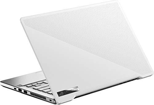 Product Image 6: ASUS ROG Zephyrus G14 14″ VR Ready 120Hz FHD Gaming Laptop,8Core AMD Ryzen 9 4900HS(Beat i7-10750H),16GB RAM,1TB PCIe SSD,Backlight,Wi-Fi 6,USB C,NVIDIA GeForce RTX2060 Max-Q,Win10 (Moonlight White)