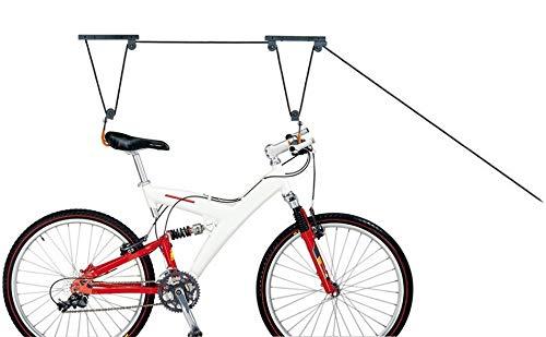 IceToolz Range vélo à poulies Mixte Adulte, Gris