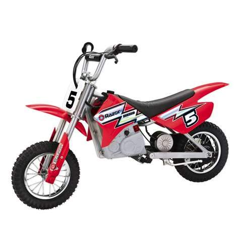 8f2d4e94308 Razor MX350 Dirt Rocket Electric Motocross Bike (Red)