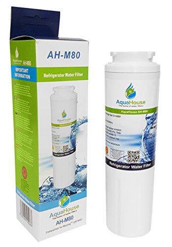 AquaHouse AH-M80 filtro de agua compatible para Maytag UKF8001, UKF8001AXX, PuriClean II PUR, Amana, Almirante, KitchenAid, Kenmore, filtro de refrigerador